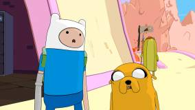 Adventure Time: Pirates of the Encharidion