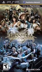 Dissidia 012 Duodecim Final Fantasy