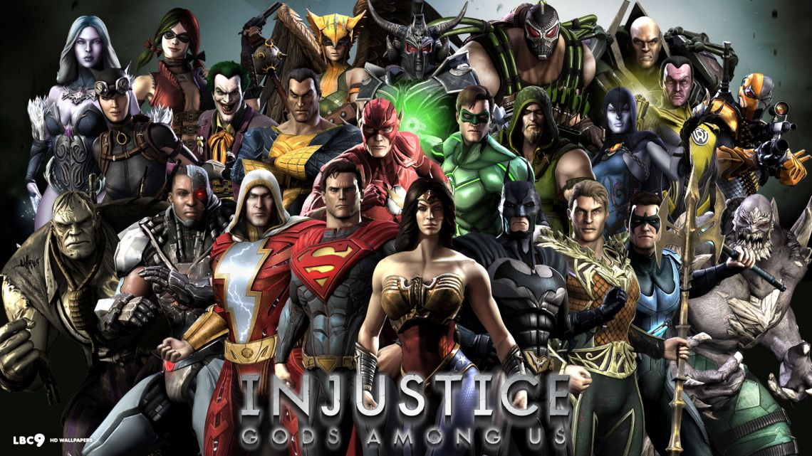 Injustice:Gods Among Us
