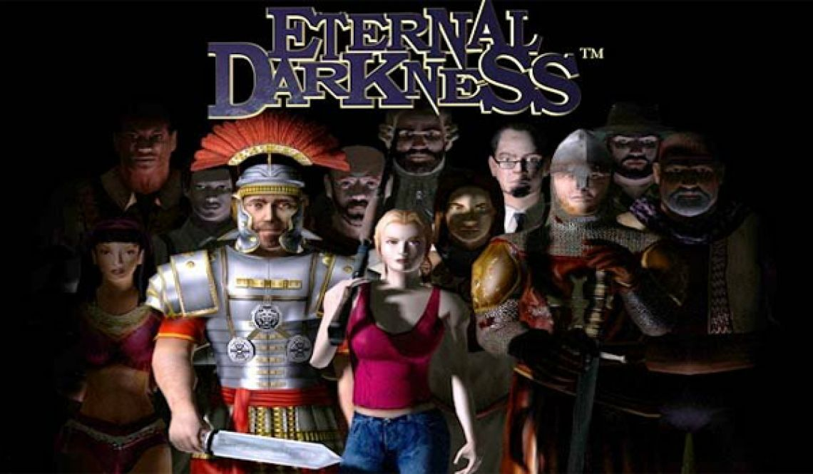 Eternal Darkness:Sanity's Requiem