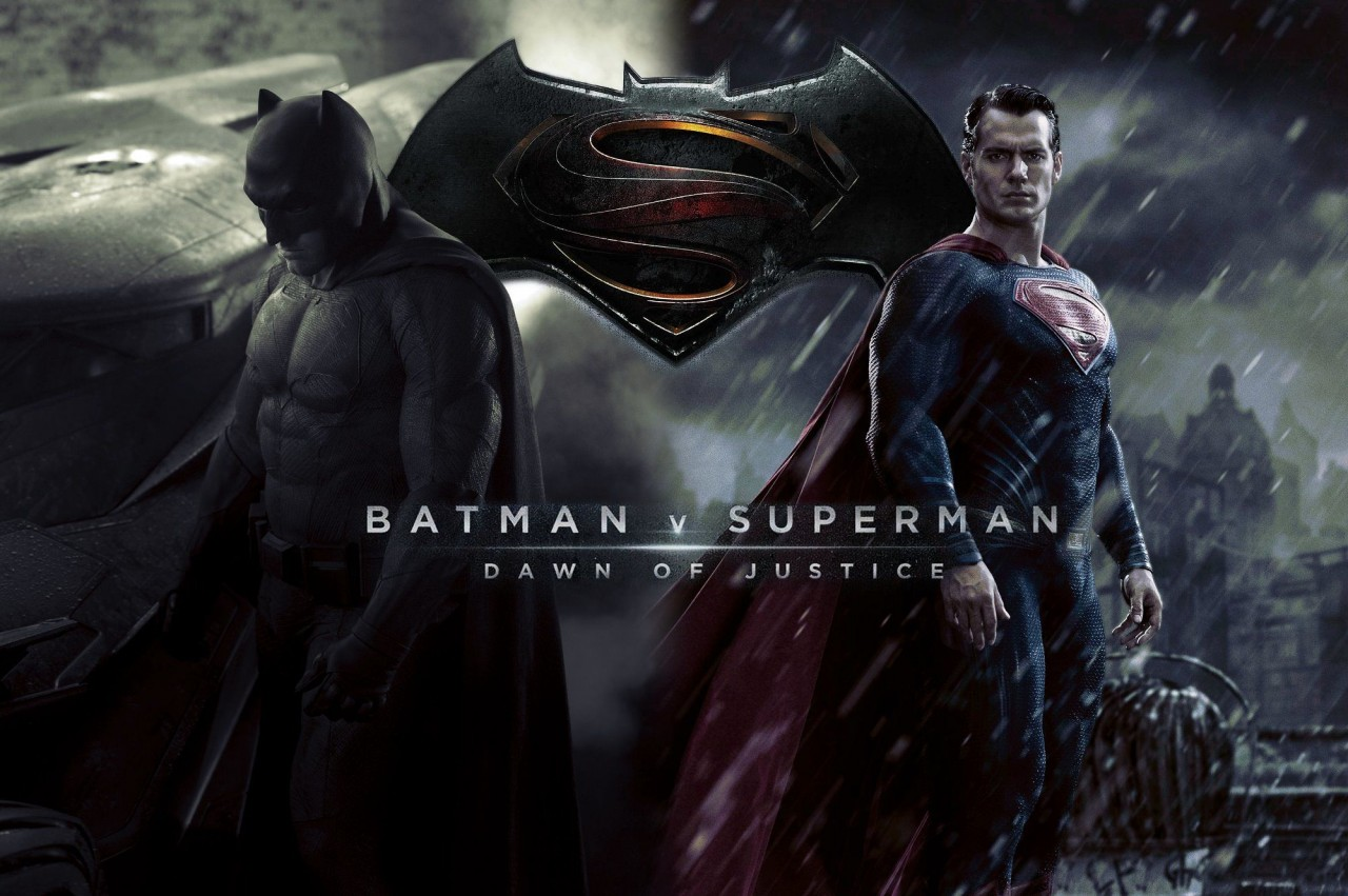 BatmanVSuperman: Dawn of Justice