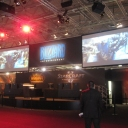 Blizzard booth - 2