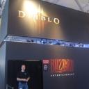 Blizzard - DIablo 3 booth
