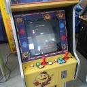 Ms Pacman Coin Op CAbinet