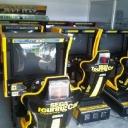 Rally Arcade Coin Op Emulator