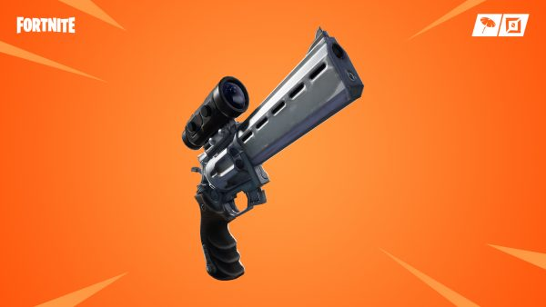 fortnite scope revolver ltmoneshot battleroyale oneshot