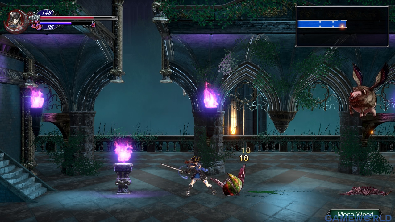 bloodstained ritual of the night 4