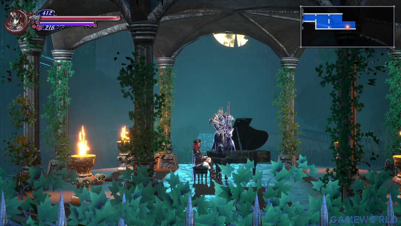 bloodstained ritual of the night 8