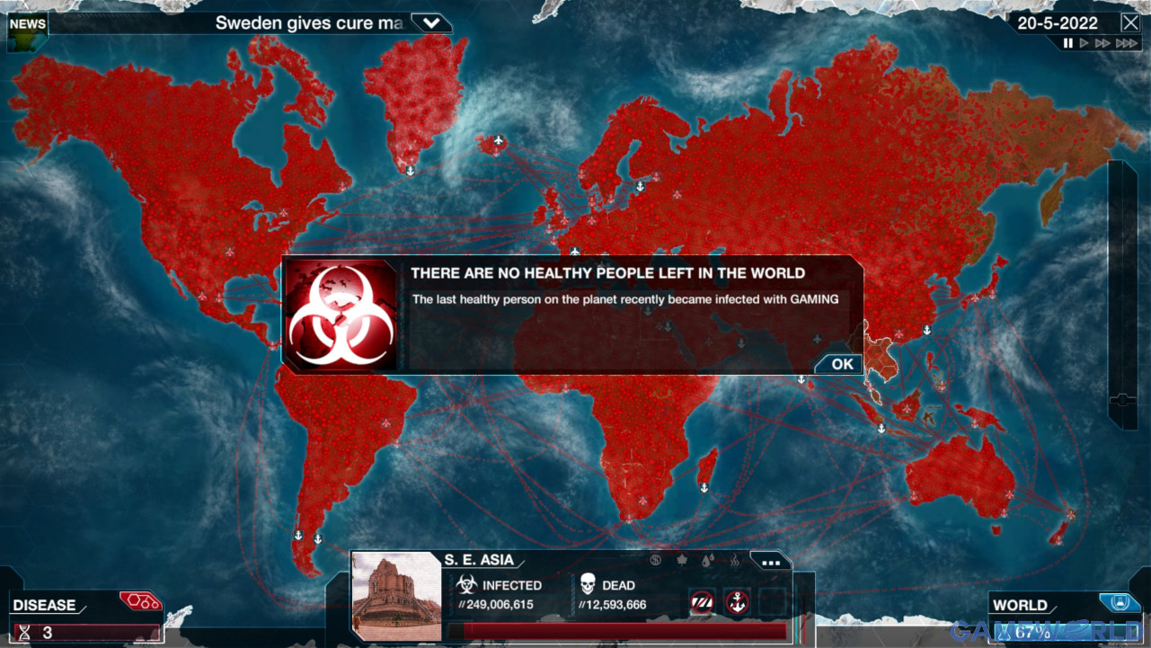 plague inc evolved 6