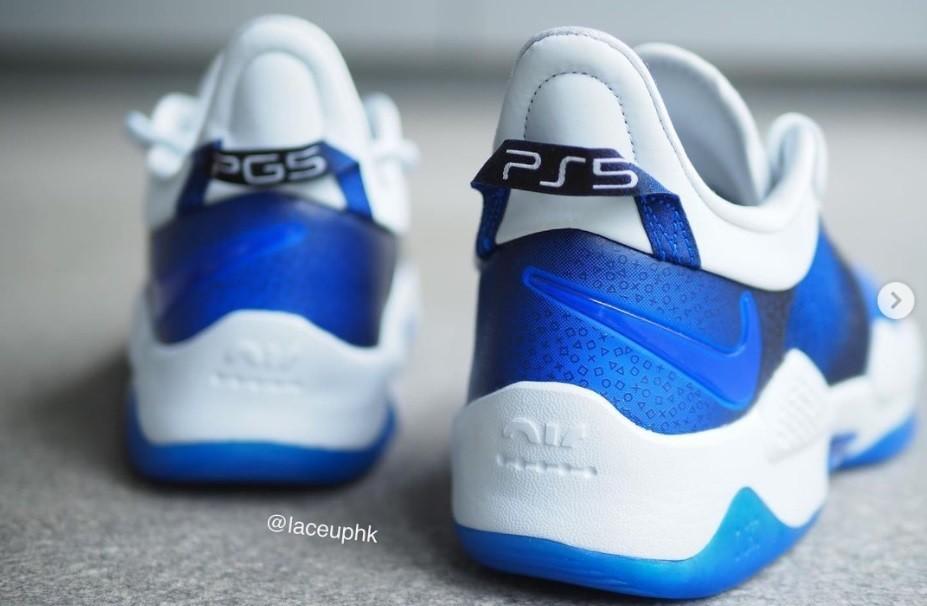 Συλλεκτικά παπούτσια του Paul George σε συνεργασία Nike και PlayStation