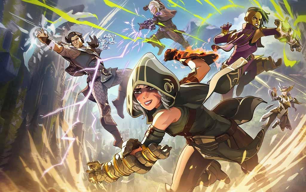 Το Spellbreak και 3 ακόμη games δωρεάν στα PC