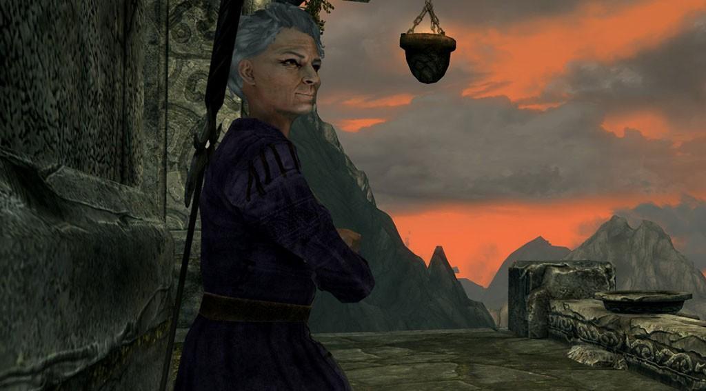 Η γιαγιά των gamers Shirley Curry follower στο Skyrim