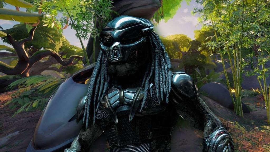 O Predator στο Fortnite