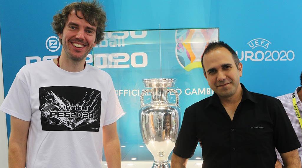 Συνέντευξη για το eFootball PES 2020