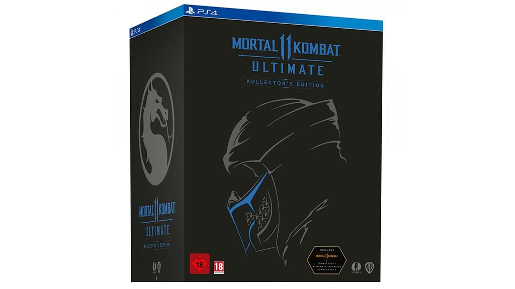 Η Mortal Kombat Ultimate Kollector's Edition στην καλύτερη τιμή της αγοράς