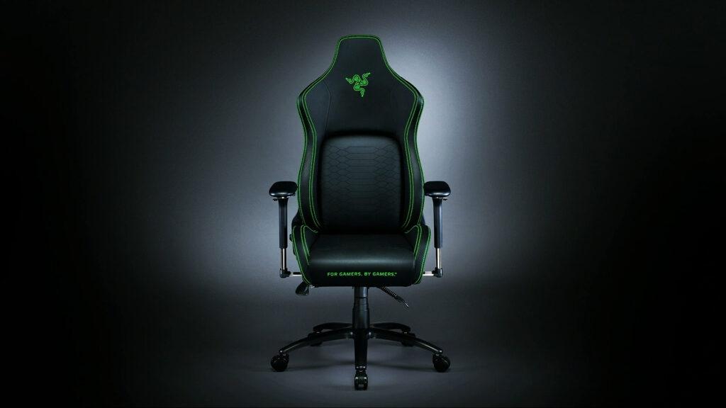 Iskur: Gaming καρέκλα από την Razer