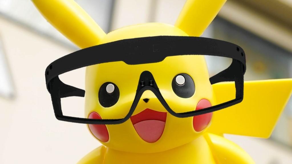 Η εταιρεία ανάπτυξης του Pokemon Go θα κυκλοφορήσει AR Smart Glasses