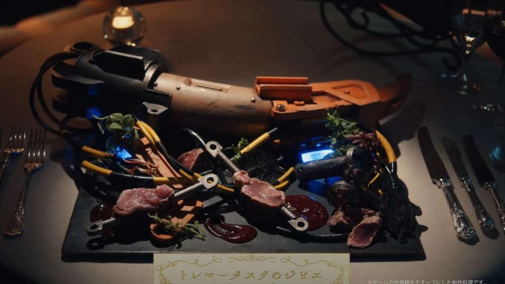 Η PlayStation Japan παρομοιάζει τα games με φαγητά
