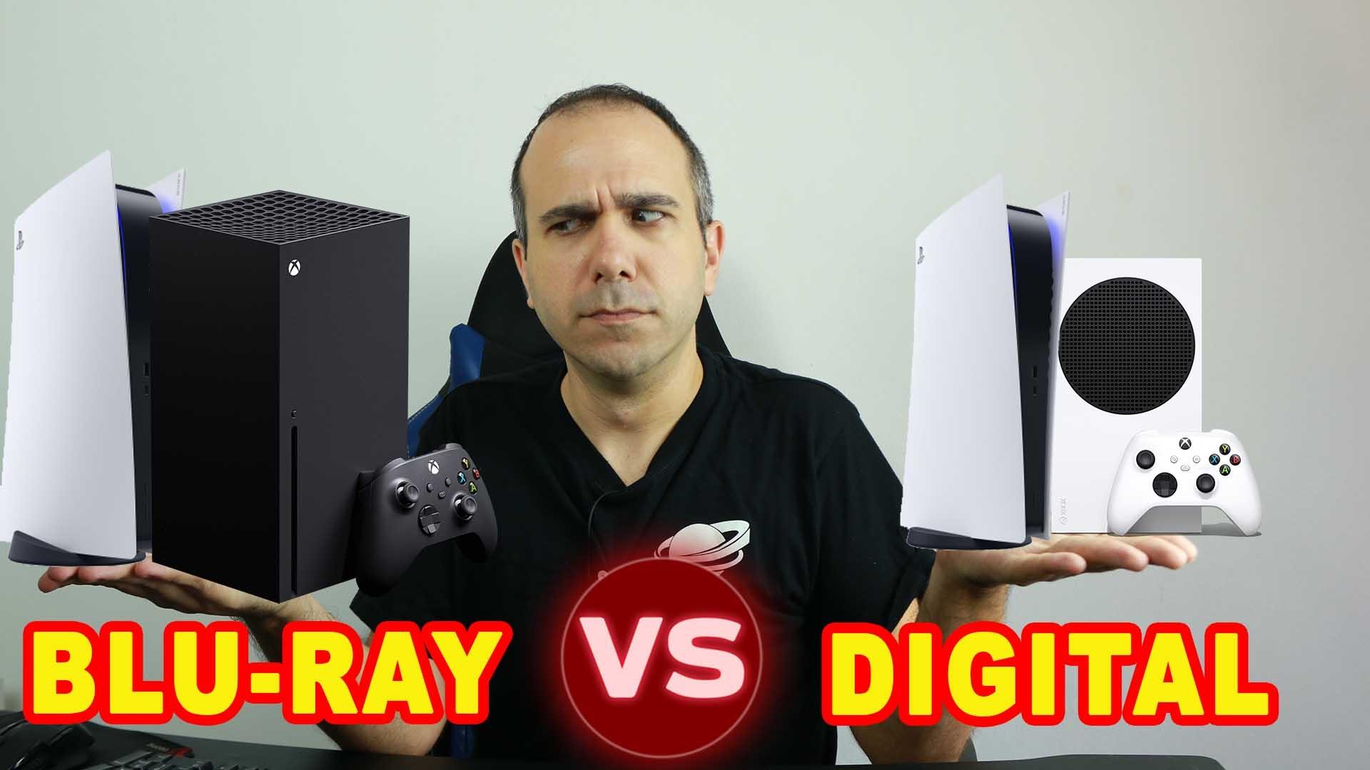 Editorial 22: Αγορά Digital κονσόλας ή με blu-ray drive