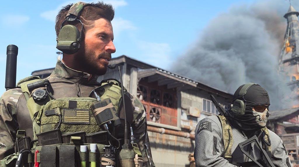 Call of Duty: Modern Warfare: 55 zombie kills σε 50 δεύτερα