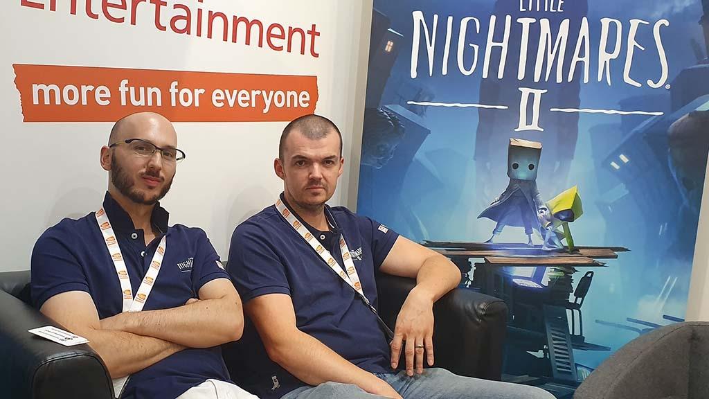 Συνέντευξη για το Little Nightmares 2
