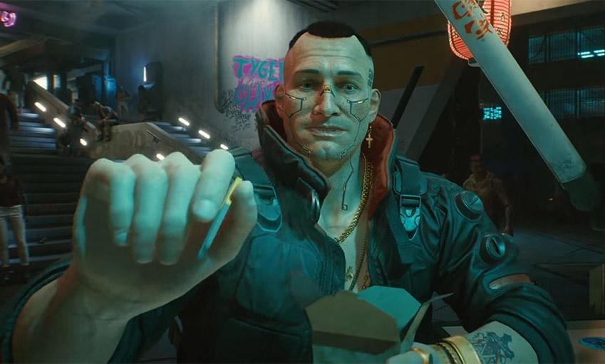 Cyberpunk 2077 gameplay videos