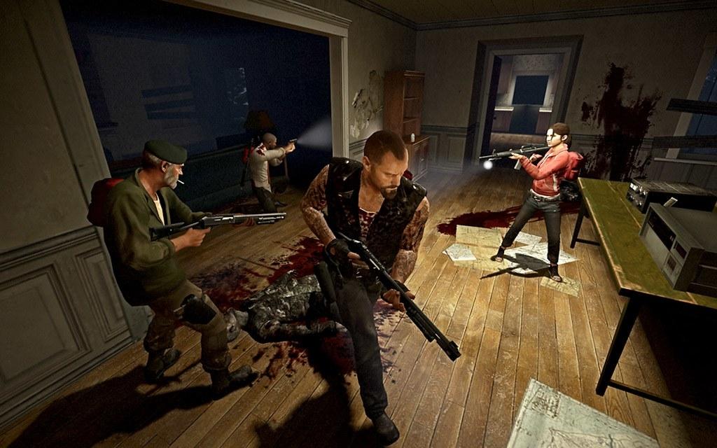 Back 4 Blood από τους δημιουργούς του Left 4 Dead