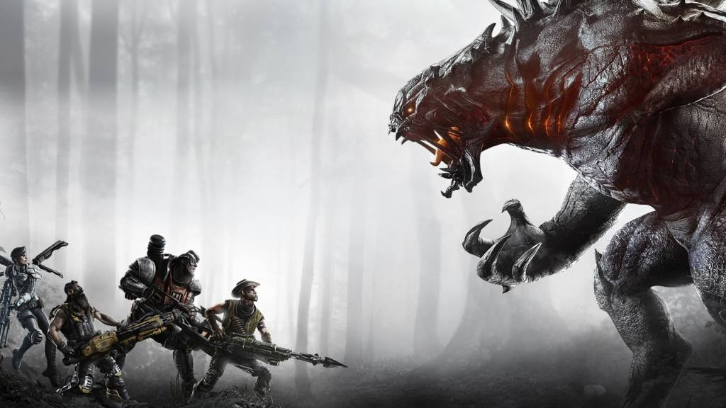 Evolve Stage 2: Το Evolve free-to-play