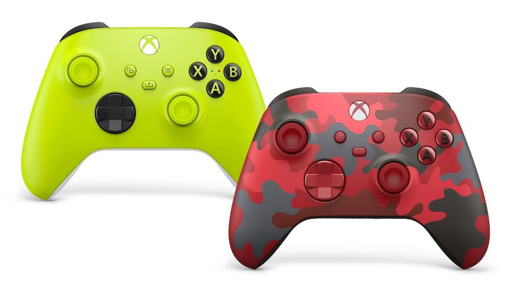 Η Microsoft αποκάλυψε δύο νέα Xbox Controllers από ανακυκλώσιμα υλικά