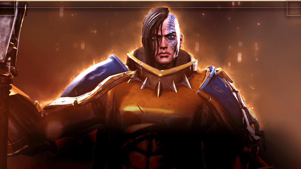 Warhammer: Age of Sigmar Storm Ground gameplay video