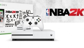 Xbox One S NBA 2K19 bundles