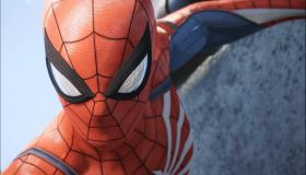 Spider-Man gameplay video