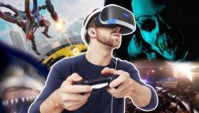 Press Start: Σας αρέσει η ιστορία ενός παιχνιδιού να συνεχίζεται σε VR game;