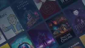 Δυνατότητα επιλογής animated icons για τα games του Steam Library