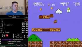 Super Mario Bros: Νέο παγκόσμιο ρεκόρ σε speedrun