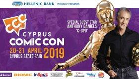 Cyprus ComicCon 2019