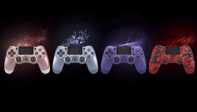 Έρχονται τέσσερα νέα DualShock 4