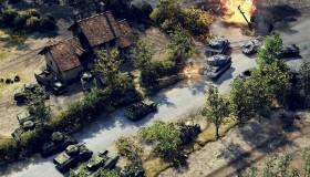 Sudden Strike 4 gameplay video