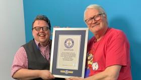 Βραβείο Guinness World Record στον voice actor του Super Mario