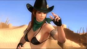 Dead or Alive 5: Last Round - Cowgirl Costumes DLC