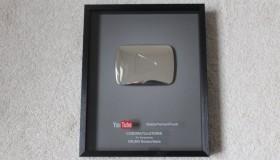 YouTube: Το βραβείο 100 και 200 χιλιάδων subs δεν στέλνεται σε όλους