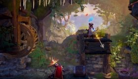 Trine 4 gameplay video