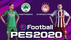 Παίζουμε το eFootball PES 2020