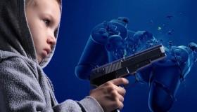 Εννιάχρονος πυροβόλησε την αδερφή του για ένα χειριστήριο κονσόλας