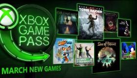 Τα games του Xbox Game Pass: Μάρτιος 2018