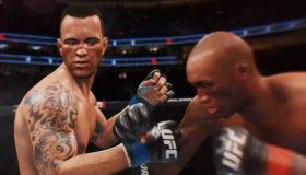 UFC 4 gameplay video