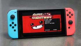 To Super Meat Boy στο Nintendo Switch