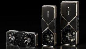 Nvidia Ampere: RTX 3090, RTX 3080 και RTX 3070