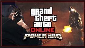 Grand Theft Auto Online: Adversary