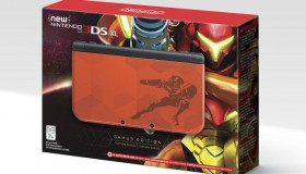 Nintendo 3DS XL Samus Edition